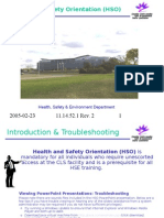 HSO Course