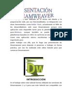 Monografia Dreamweaver