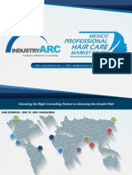 Mexico Professional Hair Care Market