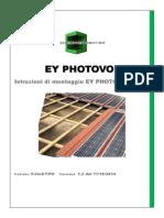 Istruzioni Montaggio EY PHOTOVOLT Rev 1.2