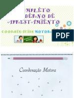 Completo Cuaderno de Aprestamiento Trabajamos La Coordinación Motora