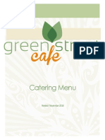 Catering Guide