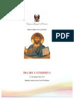 Dia Del Catequista 2015