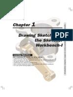 En-Catia v5r13 Designer Guide Chapter1-Drawing Sketches in the Sketcher