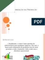 Slides - Otimização Da Produção