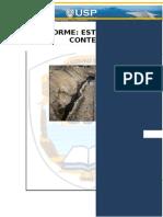 Informe - Estructuras de Contencion