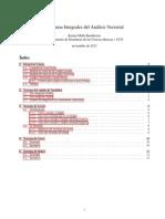 Teoremas de Integrales en Analisis Vectorial