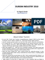 Tourism Industry - India 2010