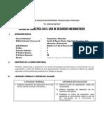 Silabo Modular Didactica en El Uso de Los Recursos Informaticos 2014-i