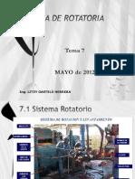 Tema 7 Sistema Rotatorio