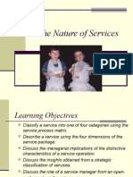 02 the Nature of Services