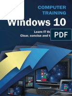 Computer Training_ Windows 10
