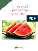 Dieta Pepene
