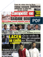 Edition du 07/03/2010