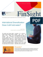 Finsight Issue 1 Jan10