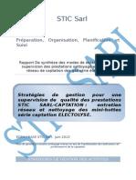 gestions prestations ELECTROLYSE.doc