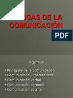 Ténicas de Comunicación
