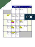 volleyball 2015 calendar