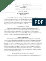 Ficha Reseña La Observación Participante