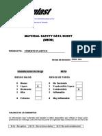 Msds Cemento Plastico(1)