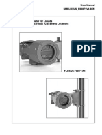 User Manual Fluxus f808