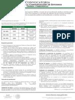 CONVOCATORIA_BECA PARA LA CONTINUACIÓN DE ESTUDIOS.PDF