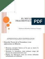 Mecanismos de Fragmentacion DE LA TRONADURA