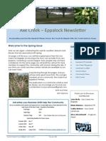 Axe Creek News Issue 48
