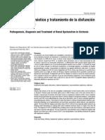 Patogenia, Diagnóstico y Tratamiento de La Disfunción Renal en Cirrosis