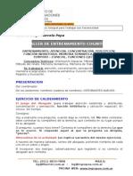 2014_Ficha_Tecnicas_entrenamiento Cognitivo Para La Tercera Edad