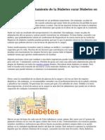 Naturalmente - tratamiento de la Diabetes curar Diabetes en semanas