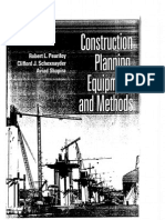 Construction Planing and Methods