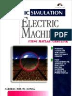 Dynamic Simulation of EM Using Matlab Simulink