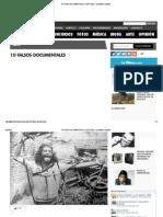 10 FALSOS DOCUMENTALES _ Cartel Urbano _ La Movida en Bogotá