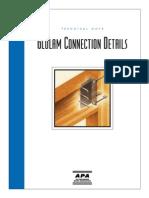 Glulam - Connection Details