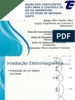 PFC Controle de Varredura Eletrônica Array