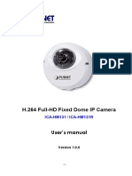 How To Setup Ip Camera  - Planet