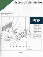 Sistemul de Racire VW Golf 4