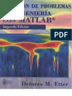 Solucion de Problemas de Ingenieria Con Matlab