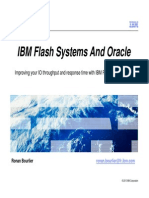 In-Memory Nov 13 2013 Ronan Bourlier IBM Flash Solutions on Power Systems