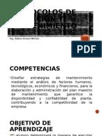 Protocolos de Operación y Mantenimiento