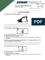 Prova Tipo2 Escavadeira-hidraulica