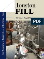 The Houston Fill - Issue 10, May 2015