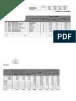 Planilla de remuneraciones en Excel + asiento contable