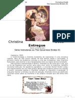 Christina Dodd - The Governess Brides 01 - Entregue (Rules of Surrender)(Tiamat-World)