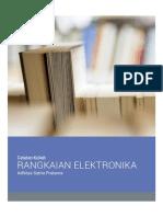 Catatan Rangkaian Elektronika