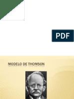 modelo de Thosom
