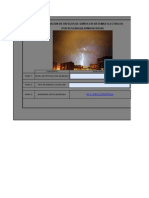 Evaluacion de Riesgo Por Descarga Atmosferica