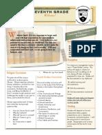 7th grade welcome 2015 pdf