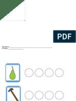evaluacion metria silabica